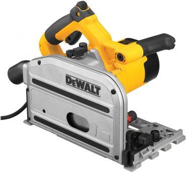 DEWALT Circular Saw, 6-1.2-Inch, TrackSaw Kit (DWS520K)