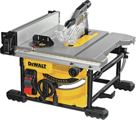 DeWalt DWE7485 Compact Table Saw