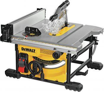 Dewalt Compact Table Saw DWE7485