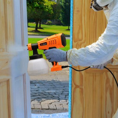 Dicfeos Paint Sprayer - painting