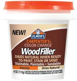 Elmer's Color Change Wood Filler