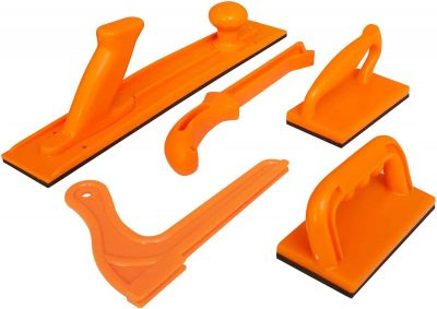 Fulton Safety Woodworking Push Block and Push Stick