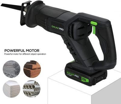 Galax Pro reciprocating saw motor