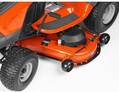 Husqvarna YTA24V48 24V Fast Pedal Tractor Mower Cutting Deck