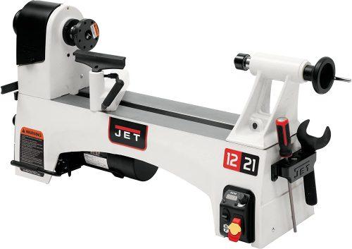 JET JWL-1221VS Variable-Speed Lathe