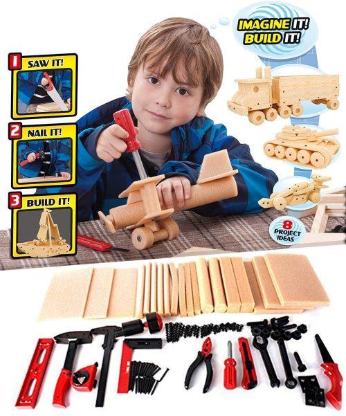 Liberty Imports DIY Deluxe Foam Wood