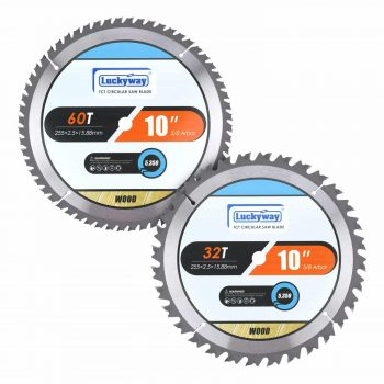 Luckyway table saw blades