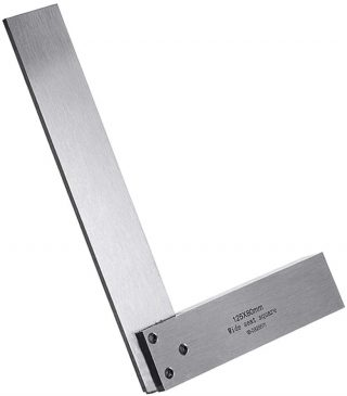Machinist Square Set Engineer 90 Right Angle Ruler