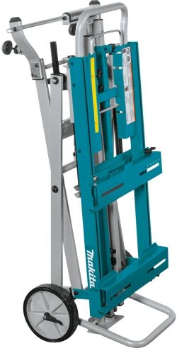 Makita WST05 Miter Saw Stand - close up