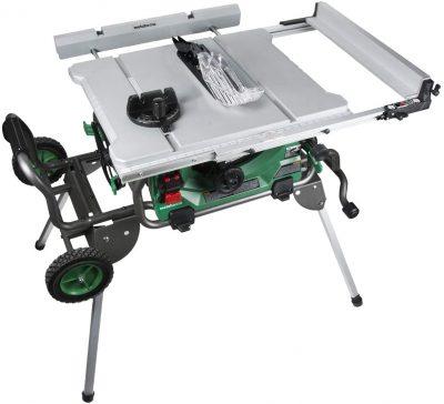Metabo HPT 15 Amp Jobsite Table Saw