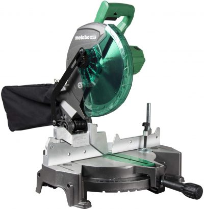 Metabo HPT C10FCGS Compound Miter Saw