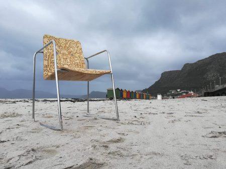 Mierop beach chair