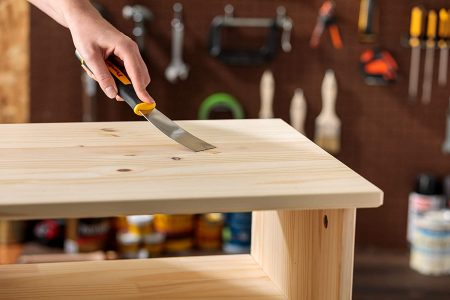 Minwax 42853000 Stainable Wood Filler - front