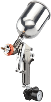 Neiko 31216A HVLP Gravity Feed Air Spray Paint Gun