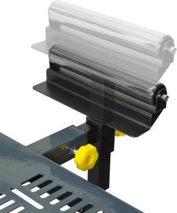 POWERTEC MT4005 Mounting Deluxe Rolling Stand - close up