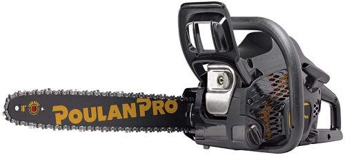 Product 4 - Poulan Pro PR4016, 16 in. 40cc 2-Cycle Gas Chainsaw