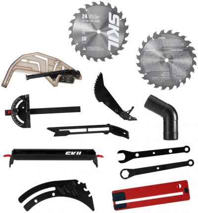 table saw parts and accessories