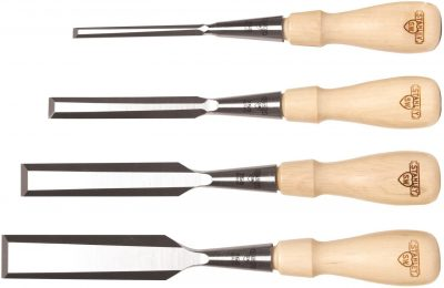 STANLEY Sweetheart Four Chisels in Set