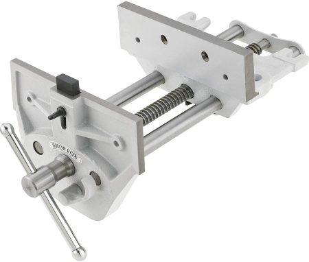 Shop Fox D4328 9-inch Quick Release Wood Vise