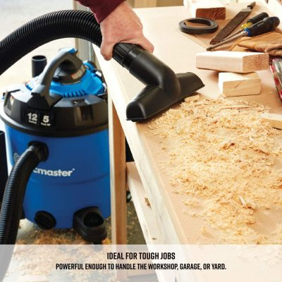 Vacmaster VBV1210 - Ideal for tough jobs