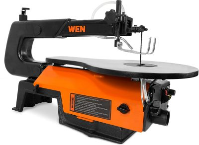 WEN 3922 16-inch Variable Speed Scroll Saw
