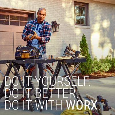 WORX WORXSAW 4-1 2 Compact Circular Saw – WX429L - Do it yourself