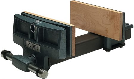 """Wilton 78A 4""""x7"""" Pivot Jaw Woodworkers Vise"""