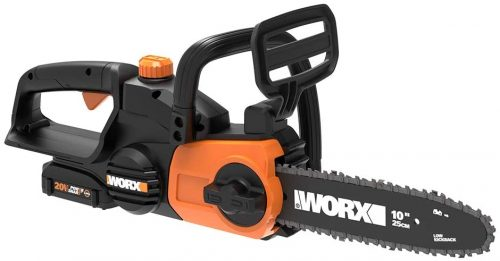 Worx WG322 20V Power Share Chainsaw