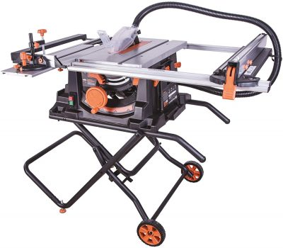 Evolution multi-material Table Saw