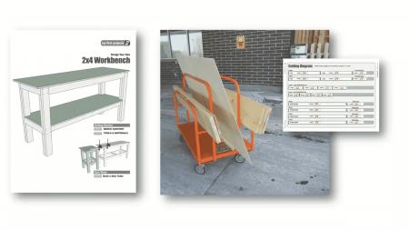 ez wood project designer sample