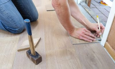 Check your flooring