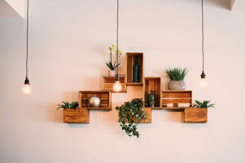 plant holder/ shelf