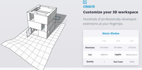 Sketchup sample model