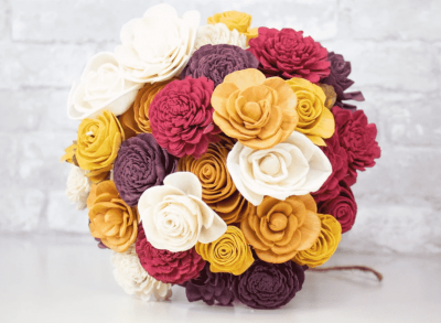 sola wood flowerslarge bouquet kit
