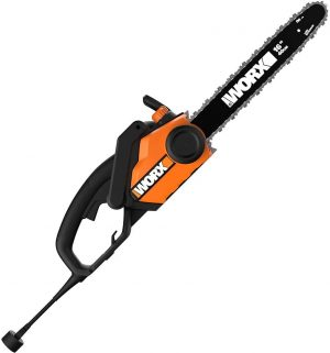 WORX WG303.1, 14.5 Amp 16-inch Corded Electric Chainsaw