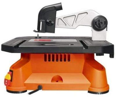 Worx Orange Portable Blade Runner