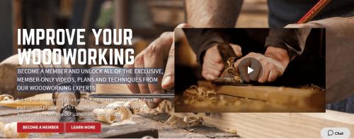 woodworkers guild of america website