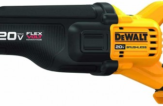 Dewalt DCS386B Review — Cordless Reciprocating Saw That's Newer and Faster