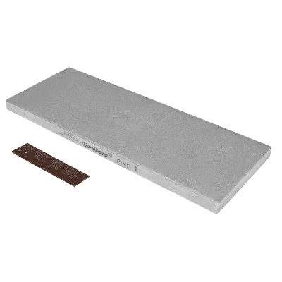 8-in. Dia-Sharp Bench Stone Fine Sharpener