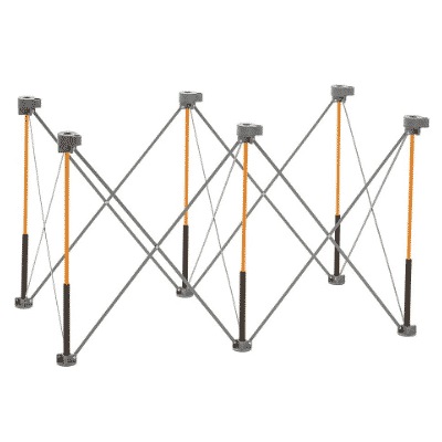 Bora Centipede 2x4 Feet Work Stand and Portable Table