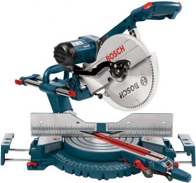 Bosch 5312 12-Inch Dual-Bevel Slide Compound Miter Saw
