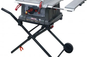 Craftsman 10 inch Portable Table Saw Review