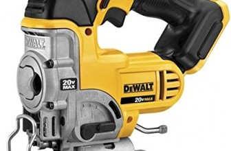 DEWALT DCS331B 20-Volt MAX Li-Ion Jig Saw Review