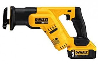 What is the Best Reciprocating Saw aka Sawzall of 2021?