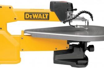 DEWALT DW788 Scroll Saw Review