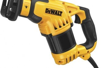 DEWALT DWE357 Reciprocating Saw Review