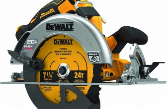 Dewalt DCS573B Review — Take Advantage of Technology in This Cordless Circular Saw