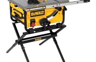 Dewalt DWE7480XA Table Saw Review