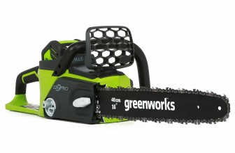 Greenworks 16-inch 40V Cordless Chainsaw Review