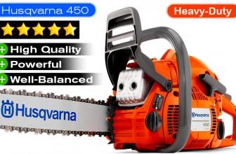 Husqvarna 450 Review